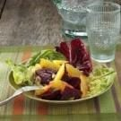 Roasted Beet-Orange Salad