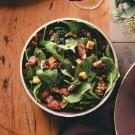 Holiday Cranberry-Walnut Salad