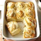 Orange Cheesecake Breakfast Rolls