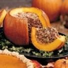 Stuffed Pumpkin Dinner