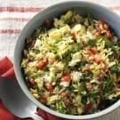 Orzo Vegetable Salad