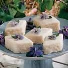 Sugar Glazed Violets