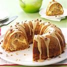 William Tell's Never-Miss Apple Cake