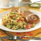 Vegetable Scrambled Egg Substitute