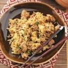 Turkey Fried Rice for Two