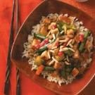 Pork & Vegetable Stir-Fry