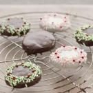 Thin Mint Wreaths