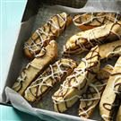 Double-Drizzled Biscotti