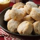 Ginger Buttermilk Biscuits