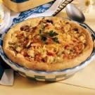 Savory-Crust Chicken Pie