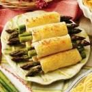 Asparagus Appetizer Roll-ups