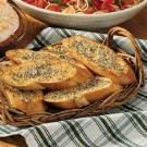 Poppy Seed French Bread