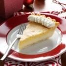 Texas Lemon Chess Pie
