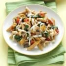 Sausage Pasta with Vegetables