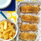 Crispy Fish & Chips