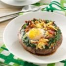 Brunch-Style Portobello Mushrooms