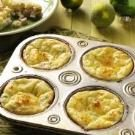 Ham & Gruyere Mini Quiches