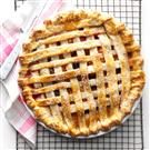 Apricot-Blackberry Pie