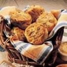 Savory Almond-Buttermilk Biscuits