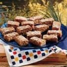 Chewy Pecan Pie Bars