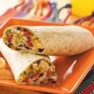 Turkey Tortilla Roll-Ups