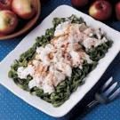 Sour Cream Apple Chicken