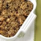 Cranberry and Pear Crisp