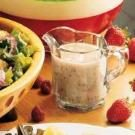Sweet 'n' Tangy Poppy Seed Dressing