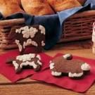 Chocolate Farmyard Cookies