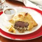 Gorgonzola Beef Wellingtons