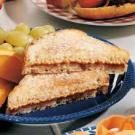 Grilled PBJ Sandwiches