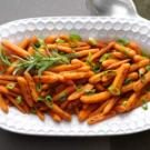 Rosemary Roasted Baby Carrots