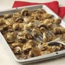 Easy Baked Mushrooms