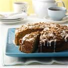 Buttercup Squash Coffee Cake