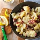 Lemon & Garlic New Potatoes