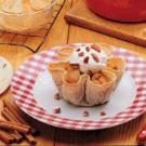 Apple Praline Cups