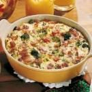 Vegetable Bacon Frittata