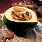 Apple-Stuffed Squash
