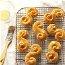Yogurt Yeast Rolls