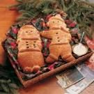 Sweet Yeast Bread Carolers