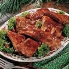 Cranberry Spareribs