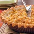 Tater Crust Tuna Pie