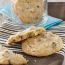 Oregon's Hazelnut Chocolate Chip Cookie