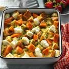 Smoked Salmon-Potato Brunch Bake