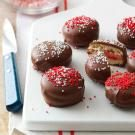 Chocolate-Cherry Sandwich Cookies