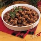 Party Appetizer Meatballs