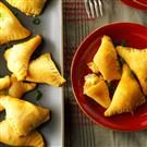 Crab Crescent Triangles