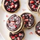 Chocolate-Peppermint Sandwich Cookies