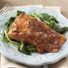 Sweet & Spicy Salmon Fillets