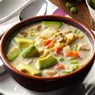 Christmas White Chili